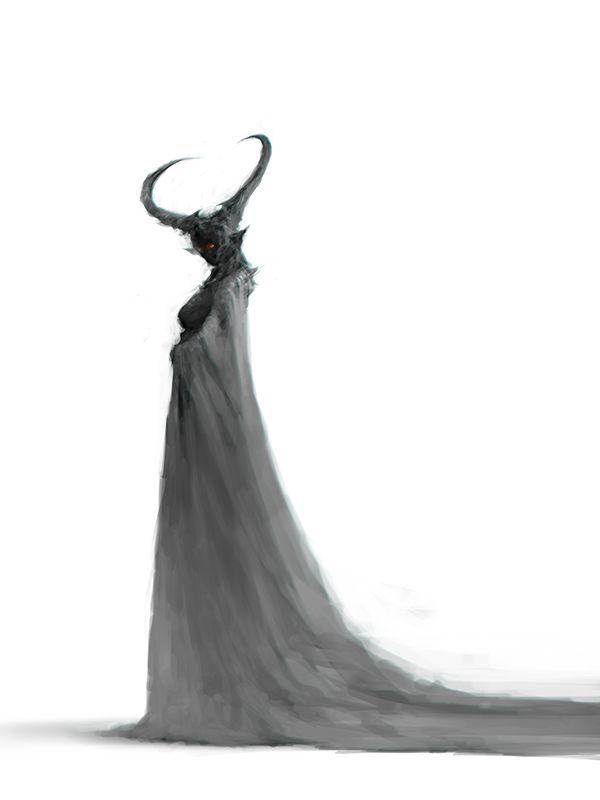 Demon Sketch 12 by ChrisCold on DeviantArt
