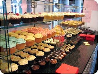 Cupcake Crazy Gem!: Cupcakeries