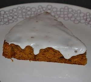 Le carrot cake express
