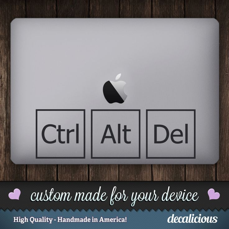 how to make your own macbook decal