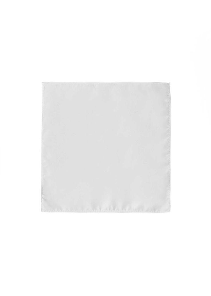Mouchoir de poche uni - Vincent d'Amérique