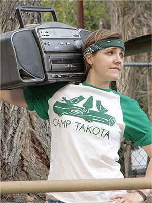 Camp Takota, gonna buy and watch this after pay day!