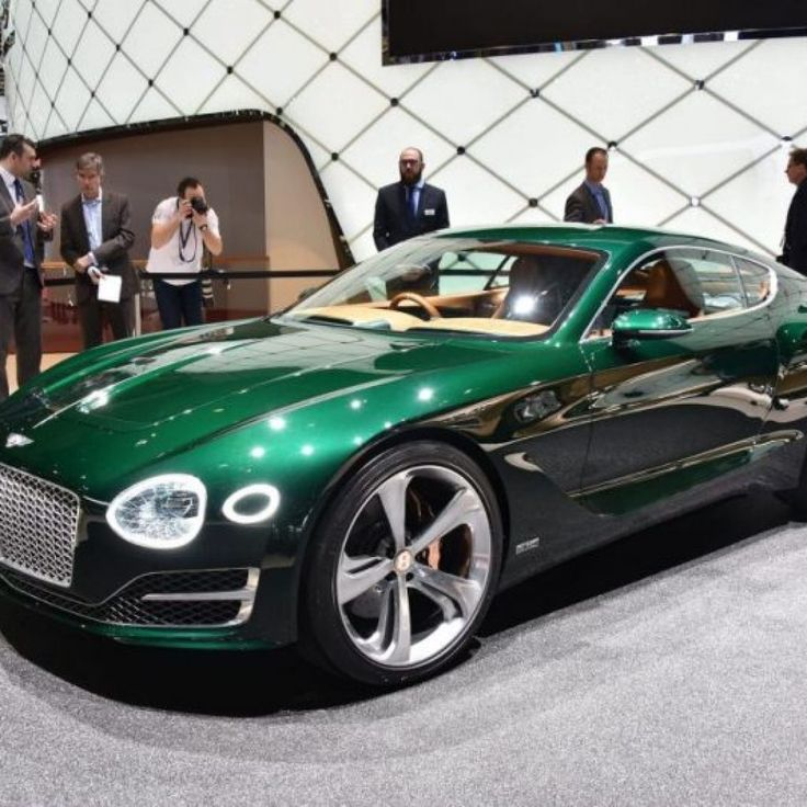 The New Bentley Continental Gt In Platinum: 25+ Best Ideas About New Bentley On Pinterest