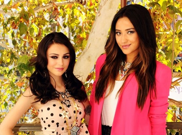 Cher Lloyd, Shay Mitchell
