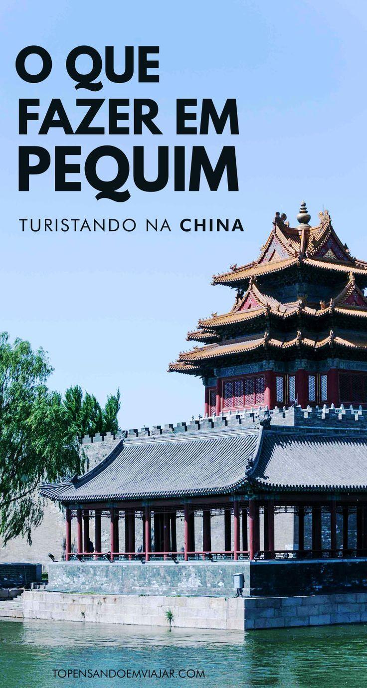 Vamos embarcar em uma viagem até a capital da China. Confira todas as dicas do blog Tô Pensando em Viajar sobre o que fazer em Pequim, ou Beijing, novo nome de uma das cidades mais antigas e interessantes do mundo. Tô pensando em viajar, e você?