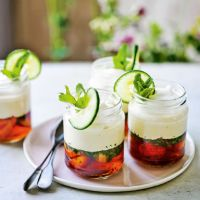 Waitrose - Pimm's trifles