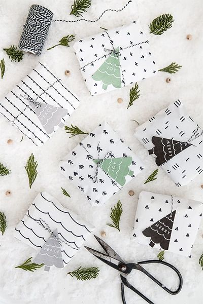 10 free printable gift tags for the holidays