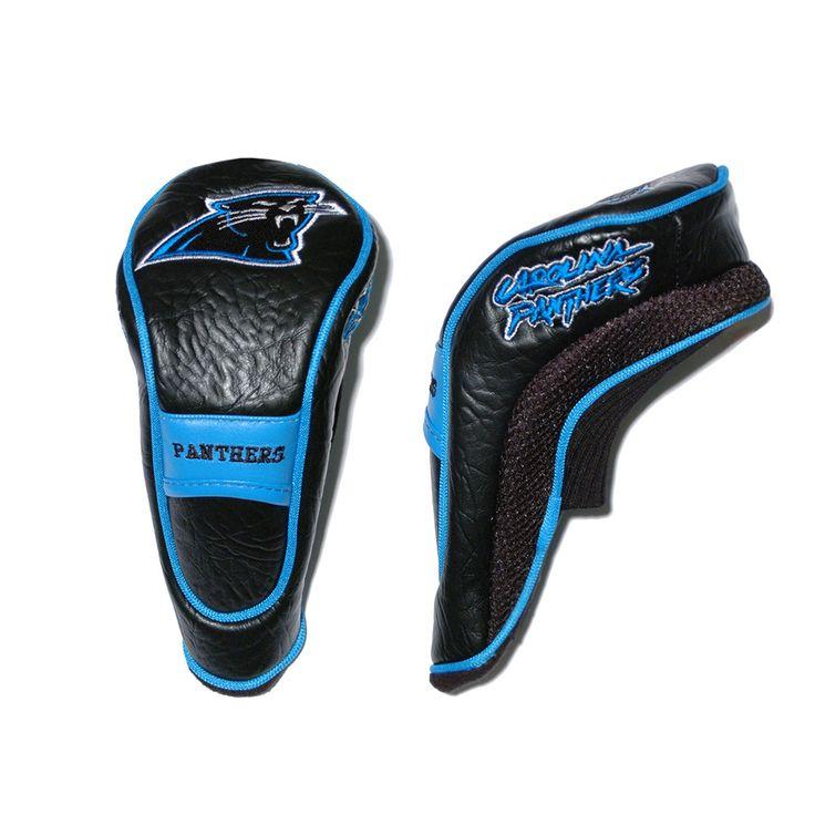 New! Carolina Panthers Hybrid/Utility Headcover #CarolinaPanthers