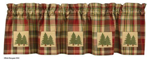 1000 Images About Cabin Valances On Pinterest Parks