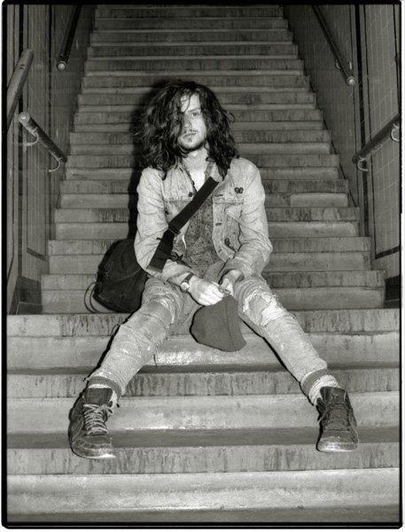 Rob Zombie 25 years ago, damn!