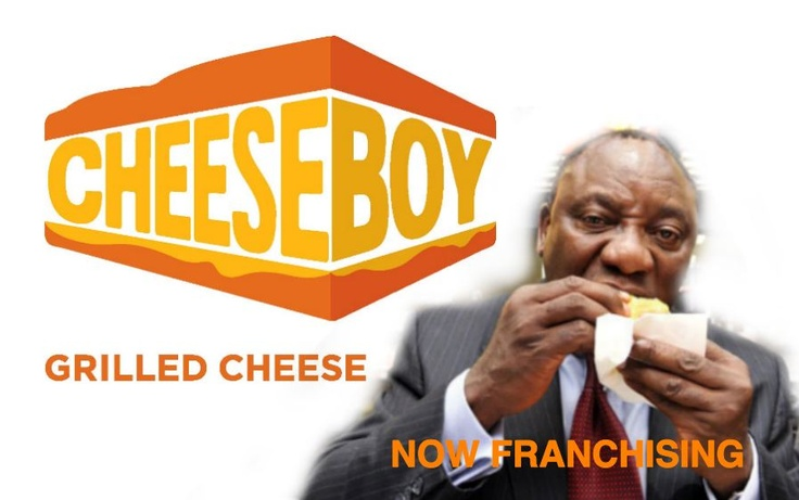 Cheesboy south african slang franchise cyril