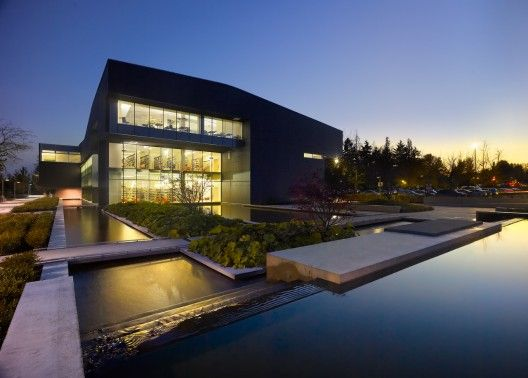 Library and Classroom Building, Langara College / Teeple Architects