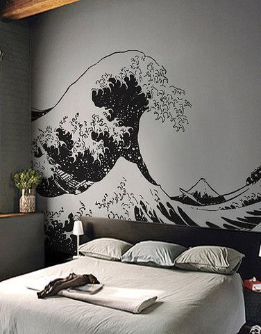 10 decorating ideas using wall stickers things to buy wall wall rh pinterest com