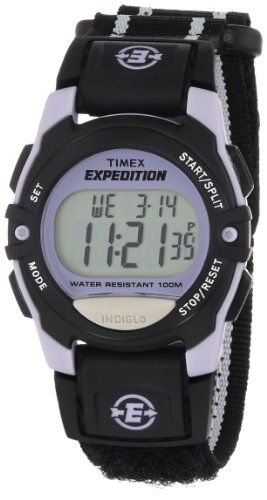 Timex Unisex T49658 Expedition Classic Digital Chrono Alarm Timer Black Fast Wrap Velcro Strap Watch Timex http://www.amazon.com/dp/B00126HRT8/ref=cm_sw_r_pi_dp_N7fUub1FQ36T9