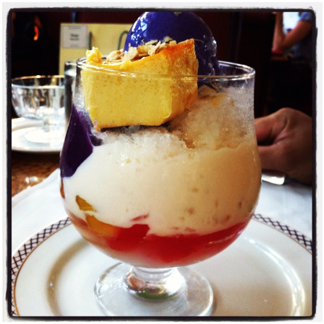 The best Halo Halo dessert
