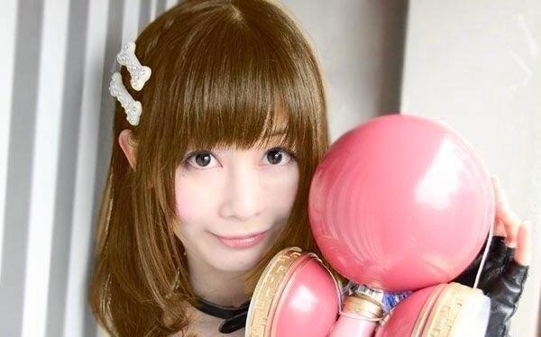 model 桜のどか(アリス十番) アリス十番、桜のどかさんをよろしくです。☕V