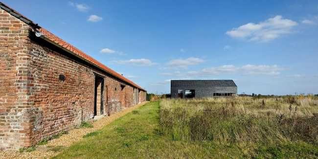 Přestavba staré stodoly na multifunkční sídlo | Realizace | Architektura…