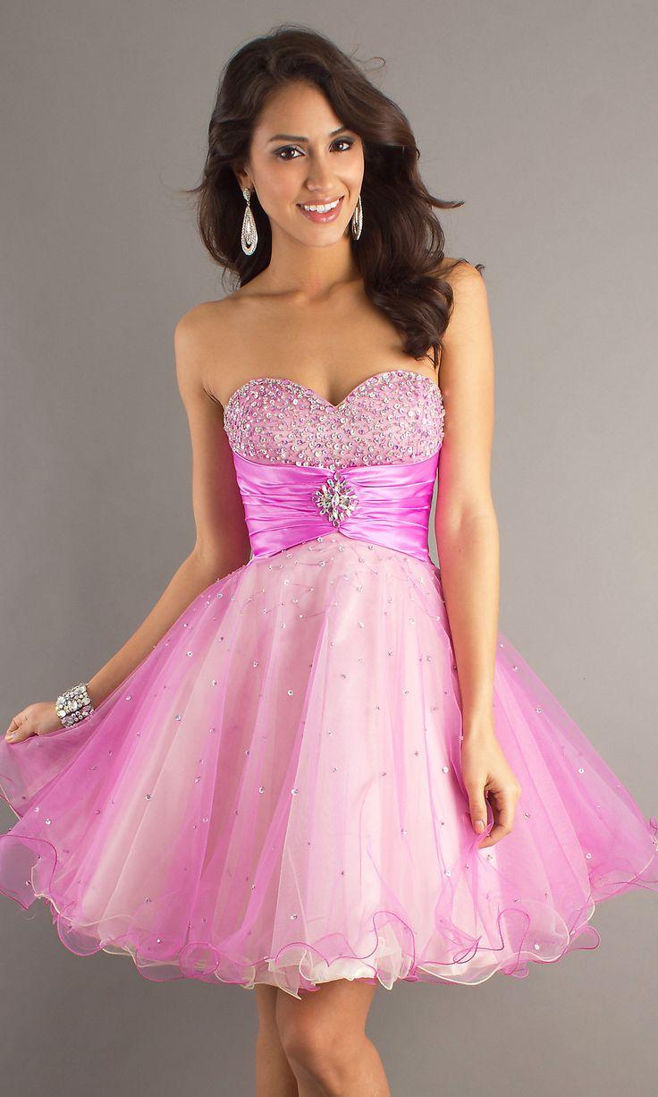 Mejores 215 imágenes de Dresses en Pinterest | Vestidos cortos, Ropa ...
