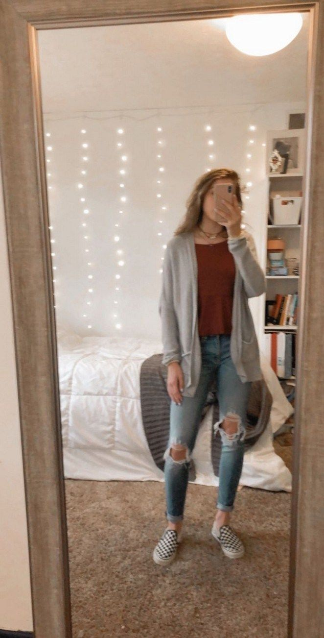 pinterest ☆ imashleemclean  Trendy fall outfits, Spring outfits