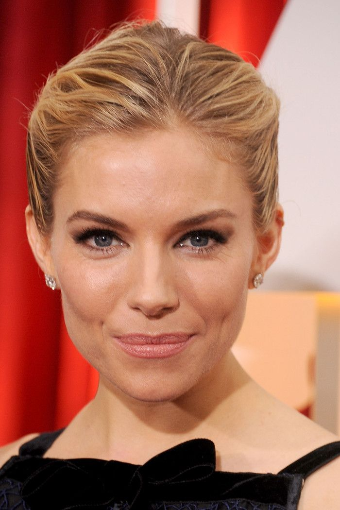 2015 Oscars: Sienna Miller Beauty Look By Charlotte Tilbury   Makeup   Grazia Daily