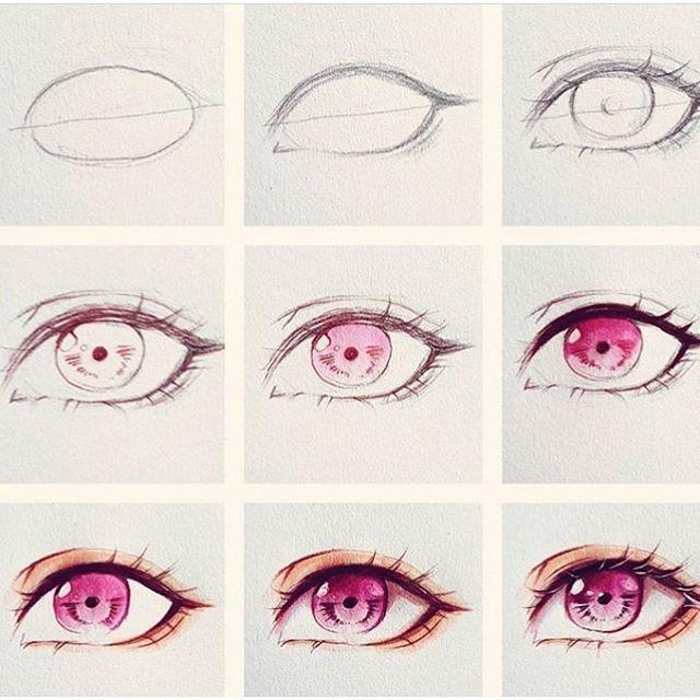 Pin De Heartwarmercreation Em Eyes Anime Desenho De Olho Olhos De Anime Desenho De Rosto