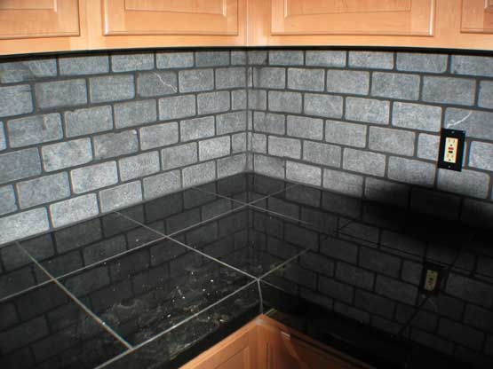 13 Best Images About Tiled Worktops On Pinterest Slate