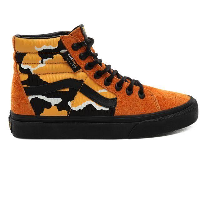 Vans Cordura Sk8-Hi Shoes Amberglow