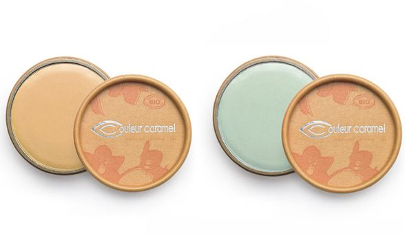How to use Couleur Caramel Concealer to reduce dark circles and redness. #beauty #tutorial #makeup www.allurecosmetics.co.za