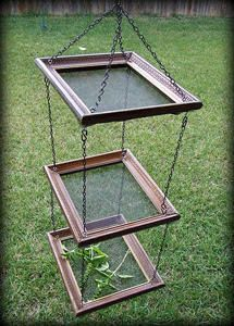 Upcycled Herb Dryer - or Craft Show Display!
