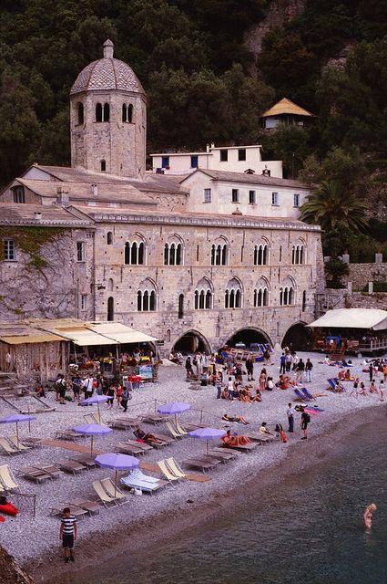 L'abbazia di San Fruttuoso di Capodimonte Untitled | Flickr - Photo Sharing!