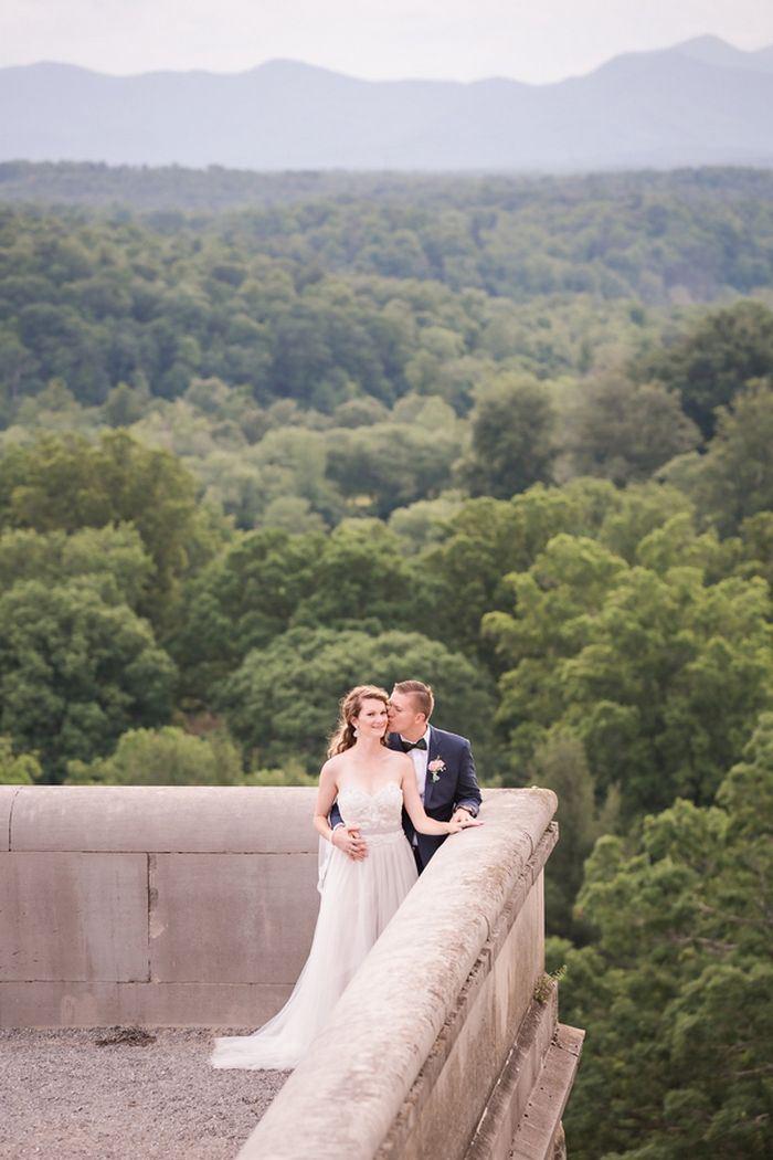 small intimate weddings southern california%0A Laura and Bradley u    s Biltmore Estate Elopement  Small WeddingsIntimate
