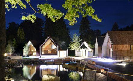Parkhotel Jordanbad | Biberach |Neue Saunalandschaft in der Therme Jordanbad