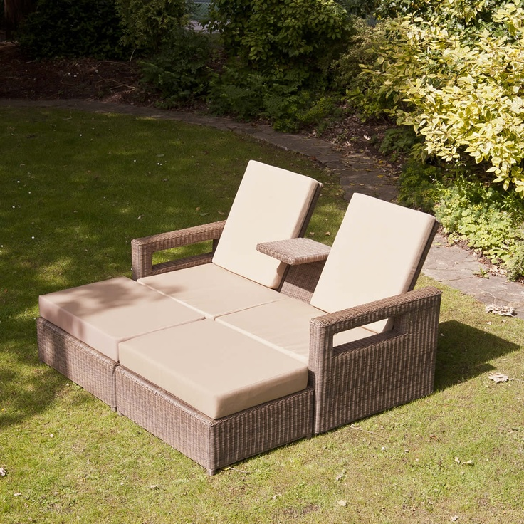 Monte Carlo Lovers Recliner Sofa   Brown available to buy online from Garden  Furniture World  We sell a large range of garden furniture from the best. 12 best sun loungers images on Pinterest   3 4 beds  Beach bars