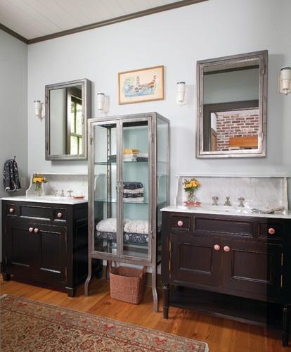 Creole Style Master Bathroom Traditional Bathroom
