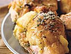 Mashed-Potato-Stuffed Chicken