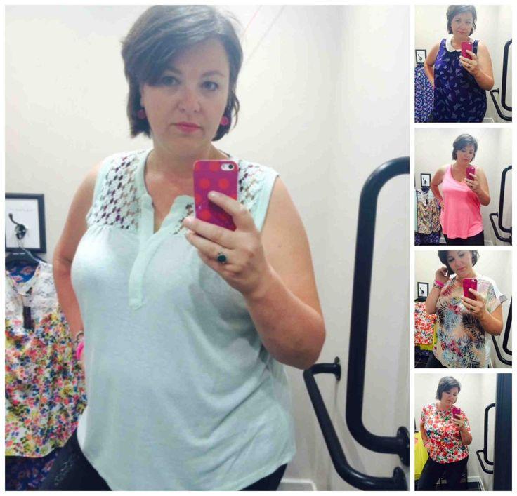 NewLook, Inspire, paskamer selfie, plus size, Londen, grote maten mode