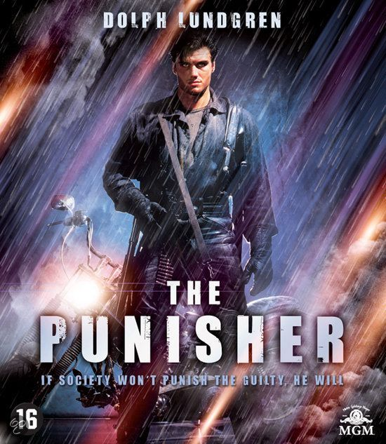 the punisher 1989   The Punisher (1989)