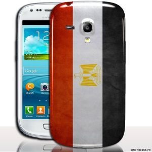 Coque samsung galaxy s3 mini Egypte - Coque pour portable Samsung. #i8190 #coque #cover #case #Egypte #drapeau