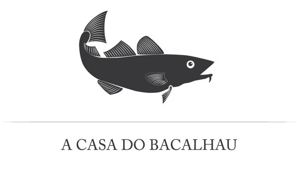 A Casa do Bacalhau by Filipa Ribeiro, via Behance