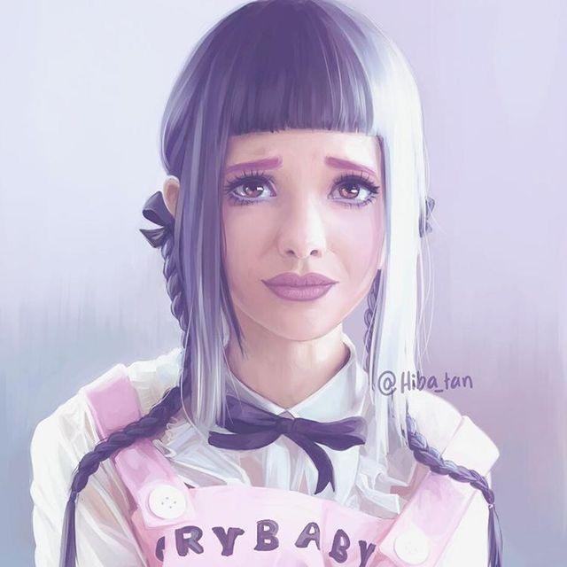 Look like a doll