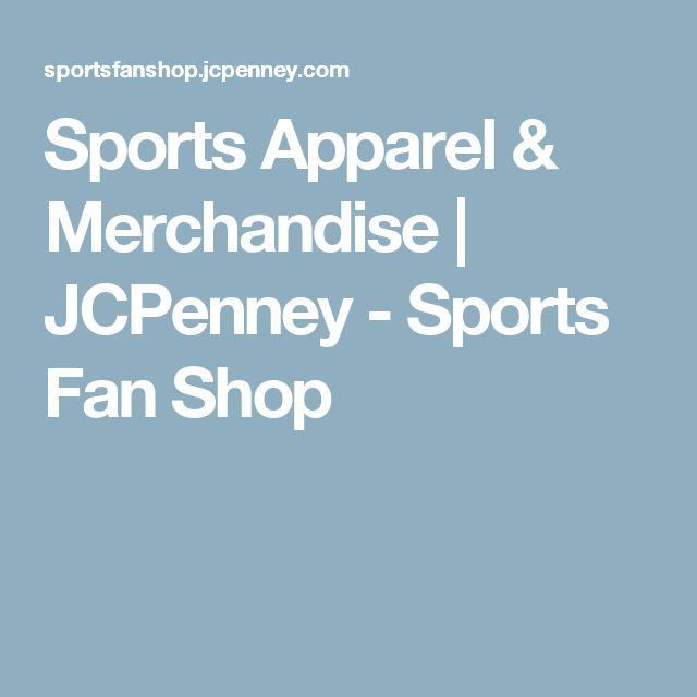 Sports Apparel & Merchandise | JCPenney - Sports Fan Shop