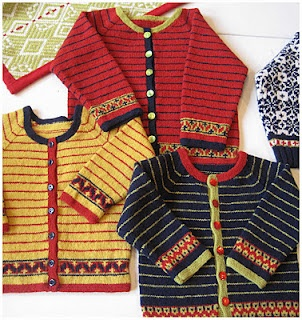 Traditional Swedish Patterns for Knitting by Karin Kahnlund - designs inspired by patterns from the Swedish province of Skåne