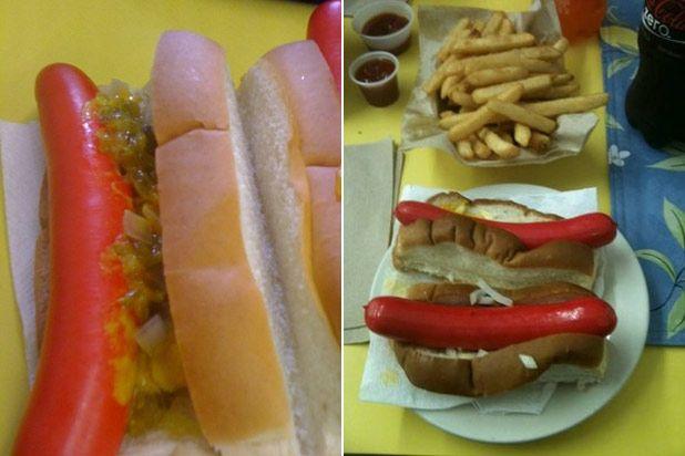 Chicago Hot Dog Names