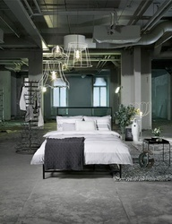 industrial bed room
