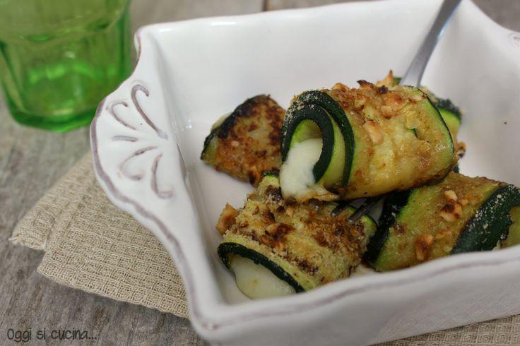 Spiedini di zucchine grigliate-ricetta light