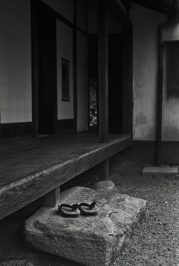 a porch of a Japanese old house by Nobuo Furuhashi / 500px