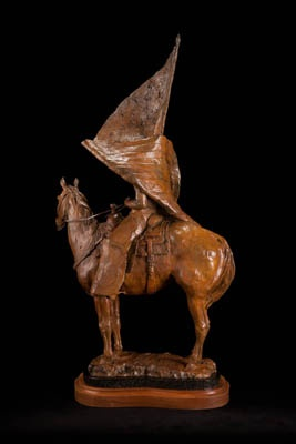 Herb Mignery : Bronze Sculptures for Sale