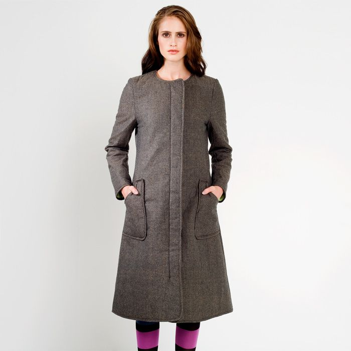 Sewing Pattern Coat Audrey