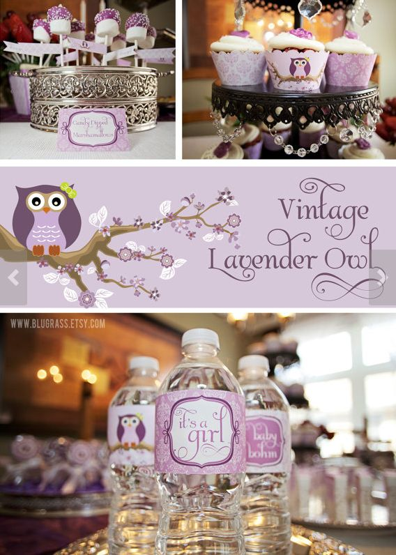 75 best images about owl baby shower theme on pinterest for Do it yourself centerpieces for birthday