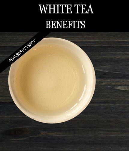 White Tea Benefits For Health